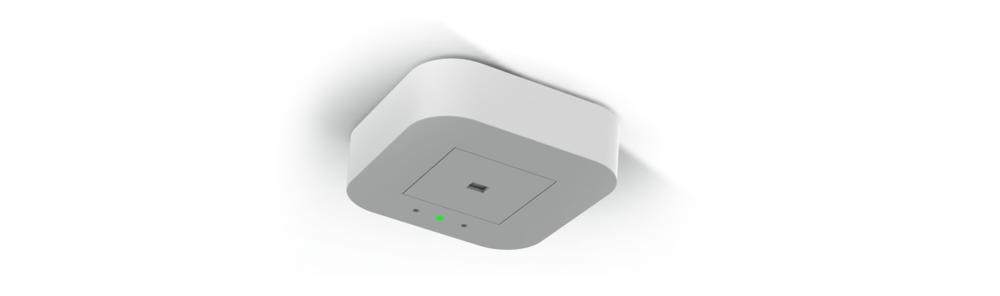7. Smart desk monitoring - Deze service door middel van onze smart desk sensor maakt het mogelijk vast te stellen of een bureau bezet (een persoon zit aan het bureau) of benut (bureau is geclaimd en niet bezet) wordt. De informatie hieromtrent wordt weergegeven in de App en in het Dashboard (feature 2).Jaarprijs:    £10,- per sensor.