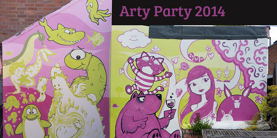 Arty Party 2014