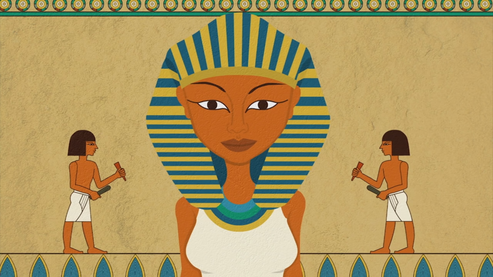 Ted-Ed 'The Hidden History of Hatshepsut'