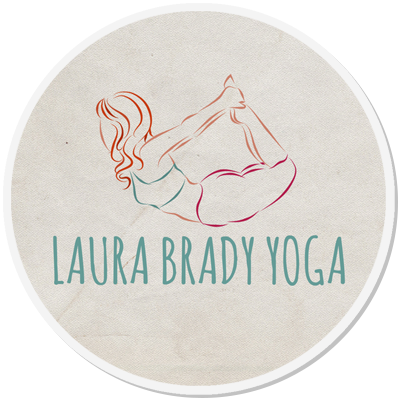Laura Brady Yoga - Steff gave me so many options on colours, design and textures and advised me what would work best together. I really appreciated her input and care. The illustrations she created were perfect, and I receive so many amazing comments about them! I couldn't be more happy with her work and would recommend her very highly to everyone!
