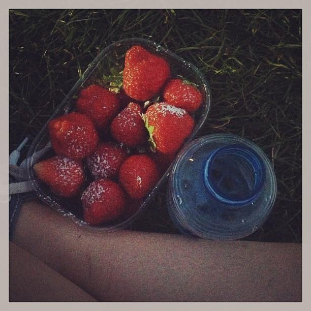 Finale: fraisen en Frank Ocean. Favoriete F words. #rw13