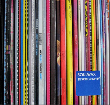 soulwax discography book cover blurb