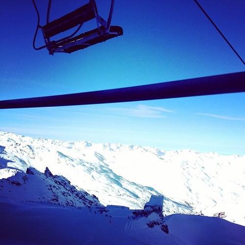 val thorens skilift