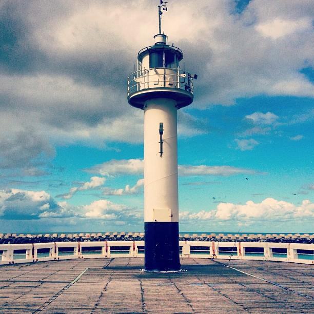 La mer (Taken with  Instagram )