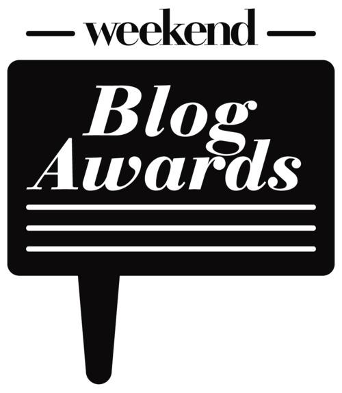 Weekend Blog Awards logo