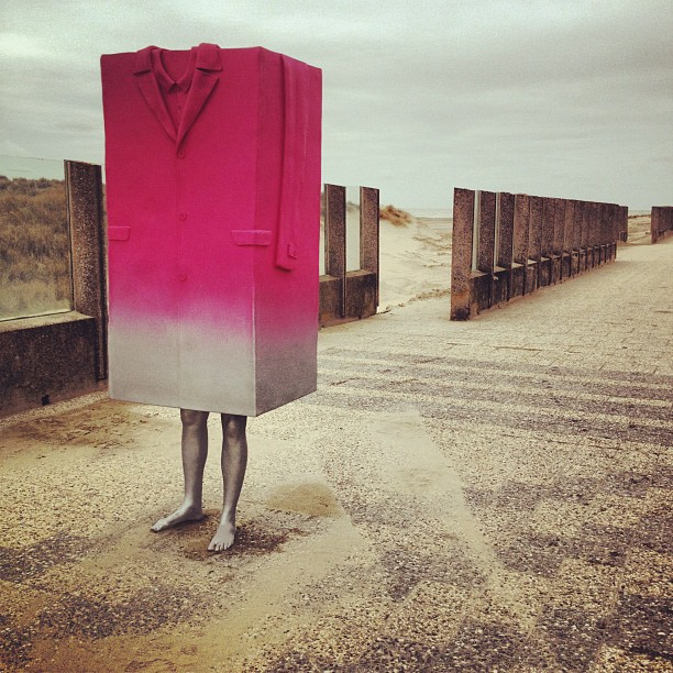 Big coat #beaufort04 #zeebrugge (Taken with  Instagram  at St. Georges Day Promenade)