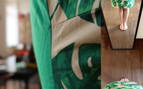 Kirilove Vero Moda prints rock the world dress