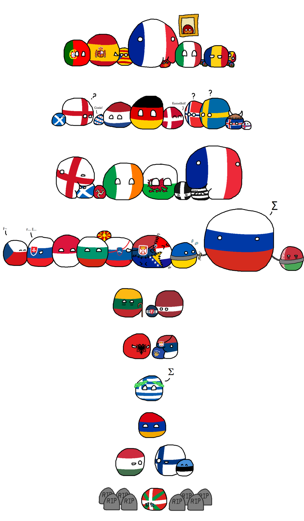 From  this reddit post  on  /r/polandball