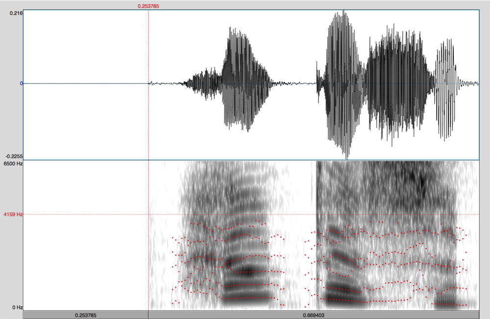 "The grown-up spectrogram of ""how does a..."""
