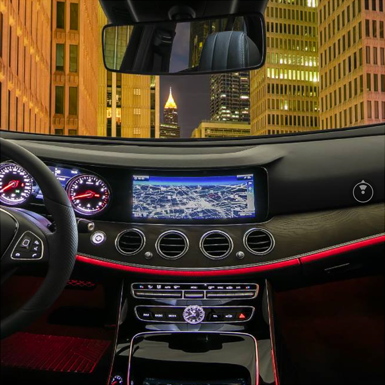 360 Facebook Banner Mercedes-Benz E-Class