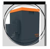 Biopel Standard Boiler