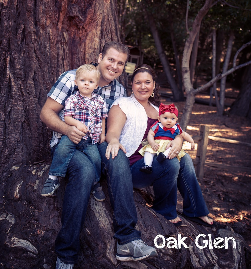 Family @ Oak Glen