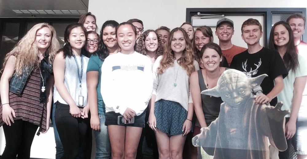 Cal State Fullerton Freshman Bible Study