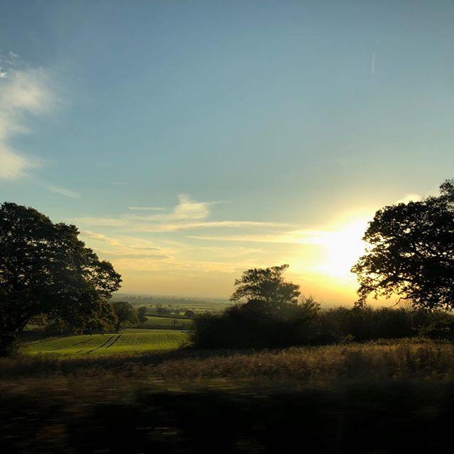 Yorkshire afternoon light #backinengland #lovengland #countryside #englishcountryside #landscape #afternoonlight