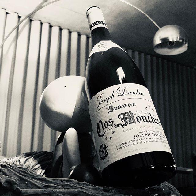 Couldn't find a better way to get rid of that nasty flu - alternative medicine 😀 #closdesmouches #winelover #bourgogne #medecinealternative