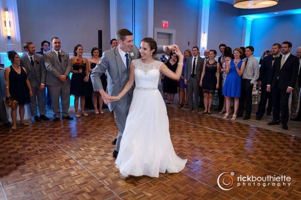 wedding dance, first dance lesson portsmouth newburyport
