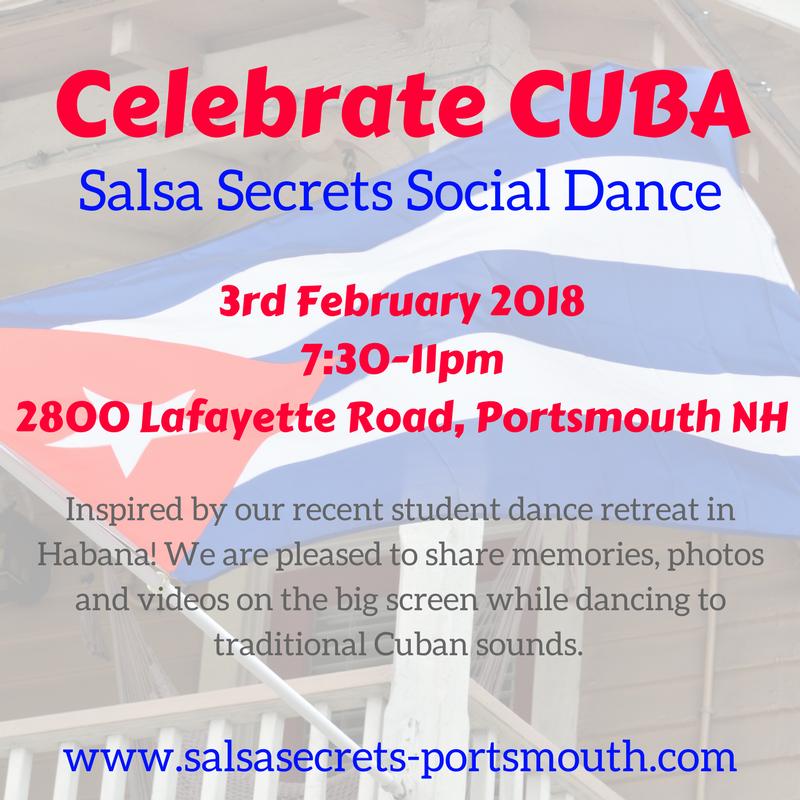 salsa social dance party adult dance
