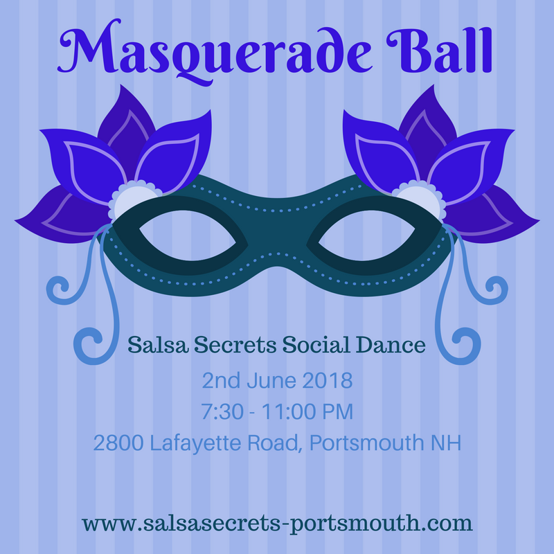 salsa secrets social dance adult dance portsmouth nh