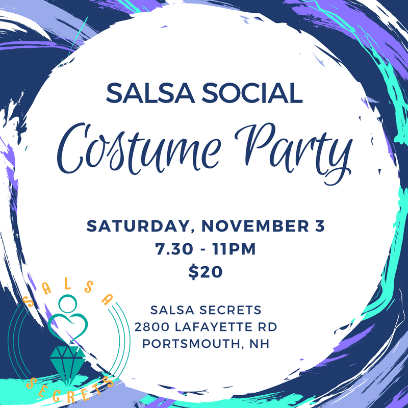salsa secrets social dance portsmouth nh