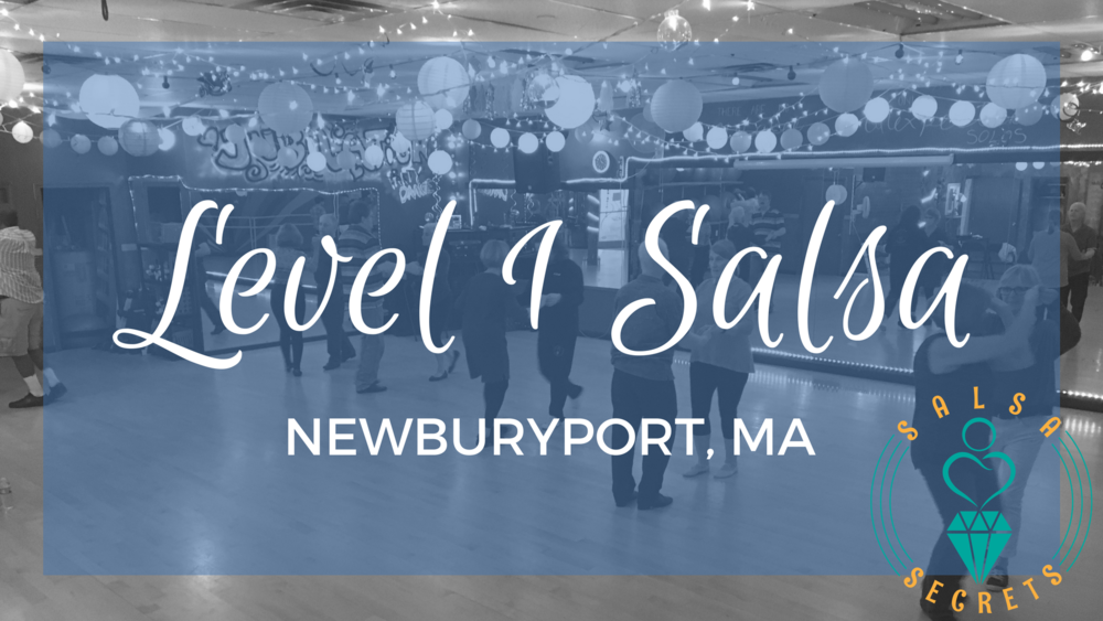 salsa adult dance Newburyport ma