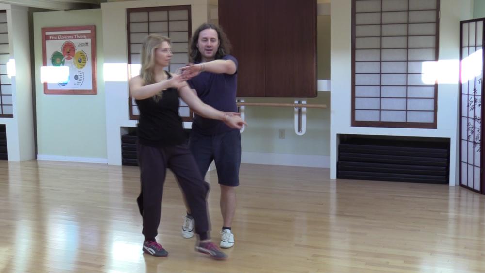 salsa dance online instruction