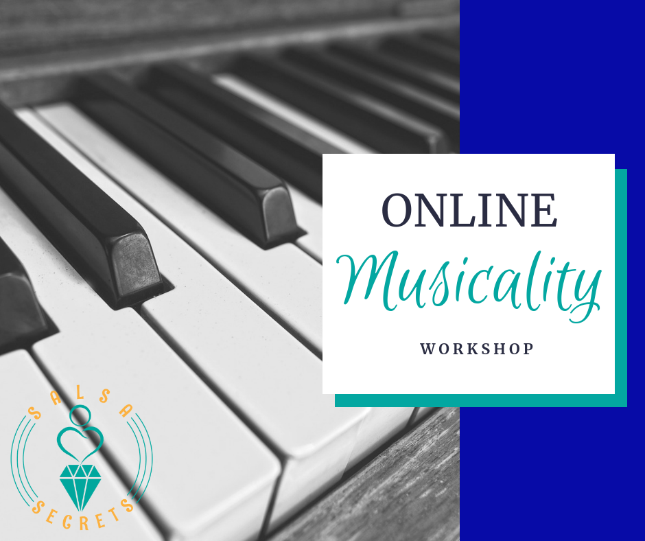 salsa musicality online workshop