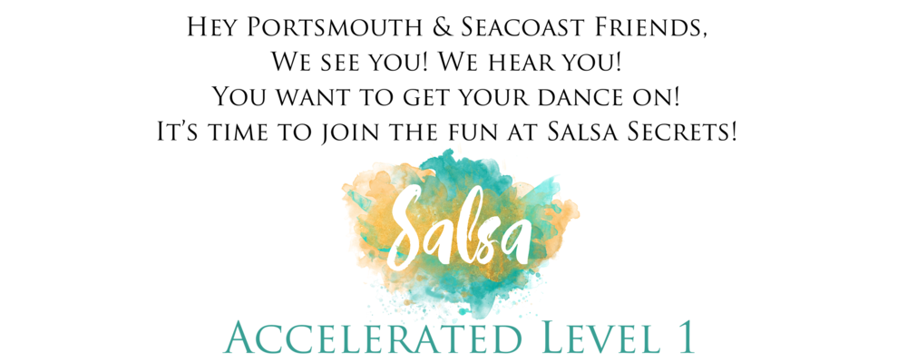 salsa classes Portsmouth NH