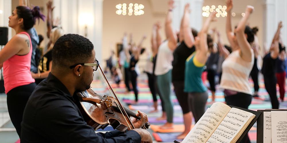 Flavorpill Presents Art of Yoga