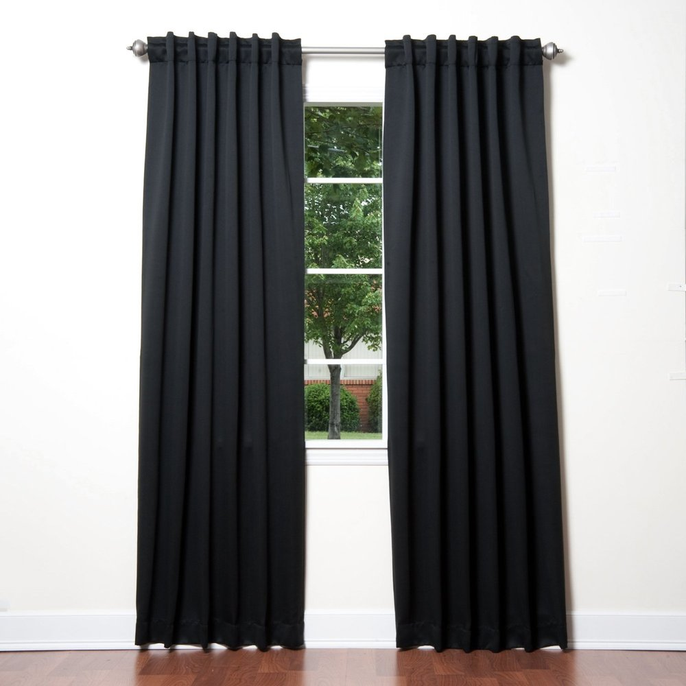 Heavy Drapes