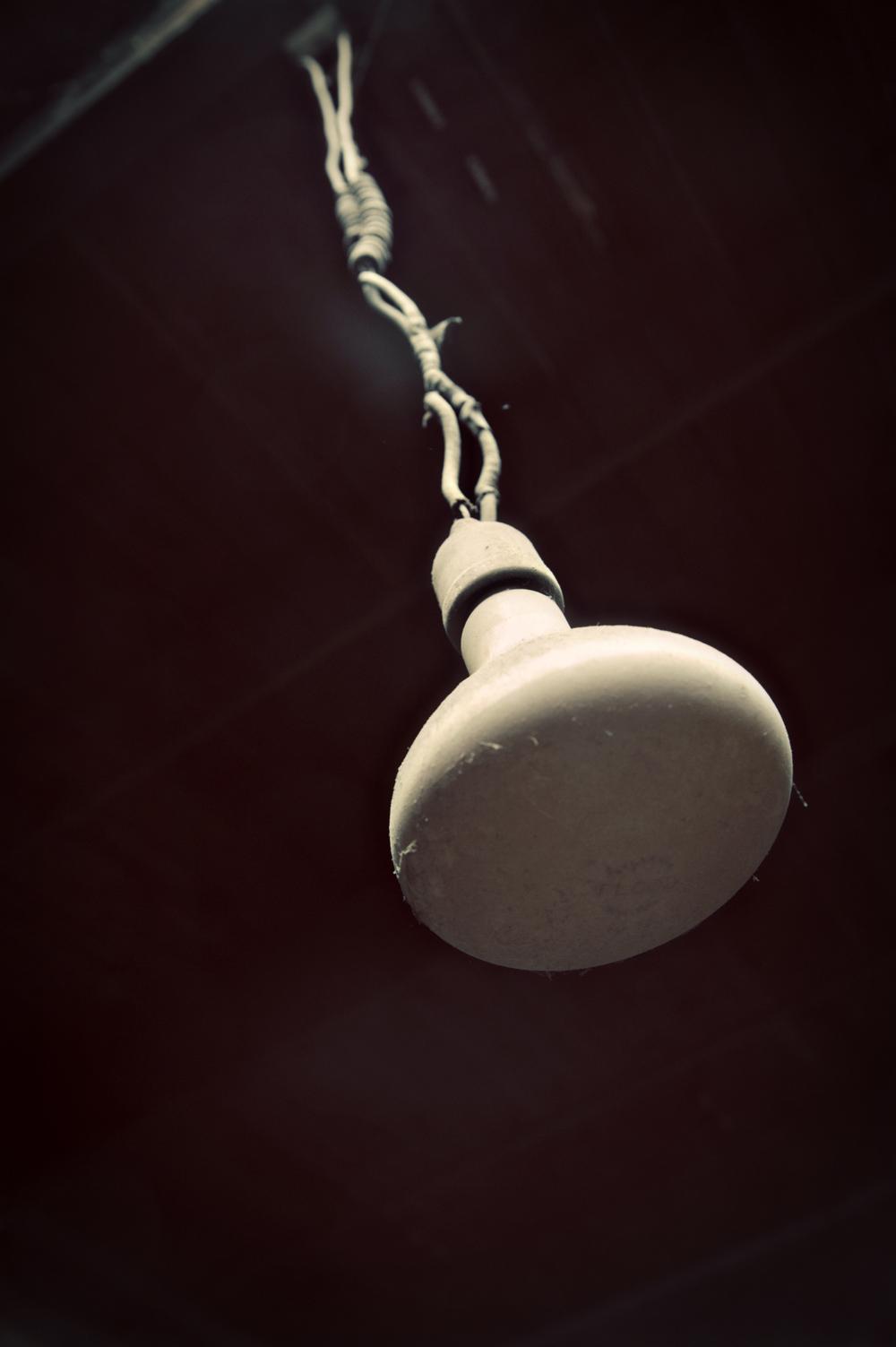 """""""Hanging Bulb"""""""