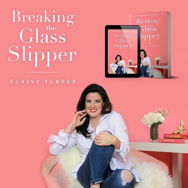 Elaine's book is on sale TODAY!! Buy it now on Amazon, and be entered to win a $500 shopping spree. Offer is good today only. To enter, simply:  1. Buy Elaine's book:  2. Send a copy of your receipt to: elainet@elaineturner.com  This book is like a brunch date with your best girlfriend. Full of laughs, fabulous advice, and loving inspiration. You want a copy!!