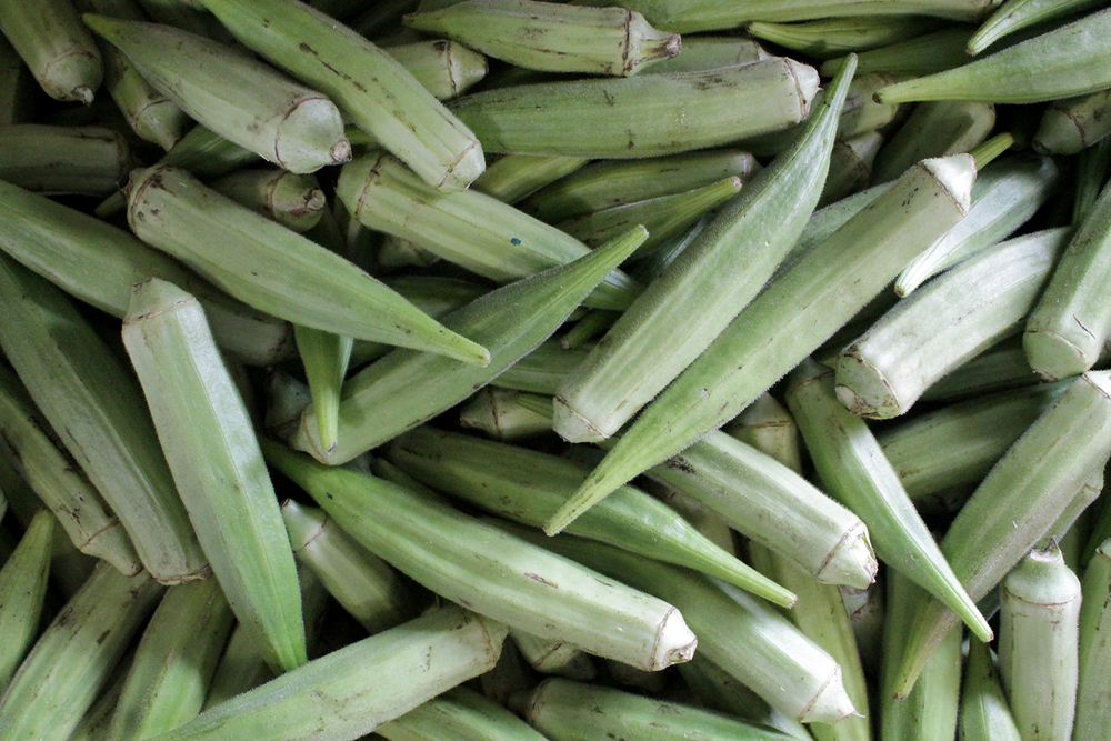 Okra sold at Robt. t. Cochran & Co.