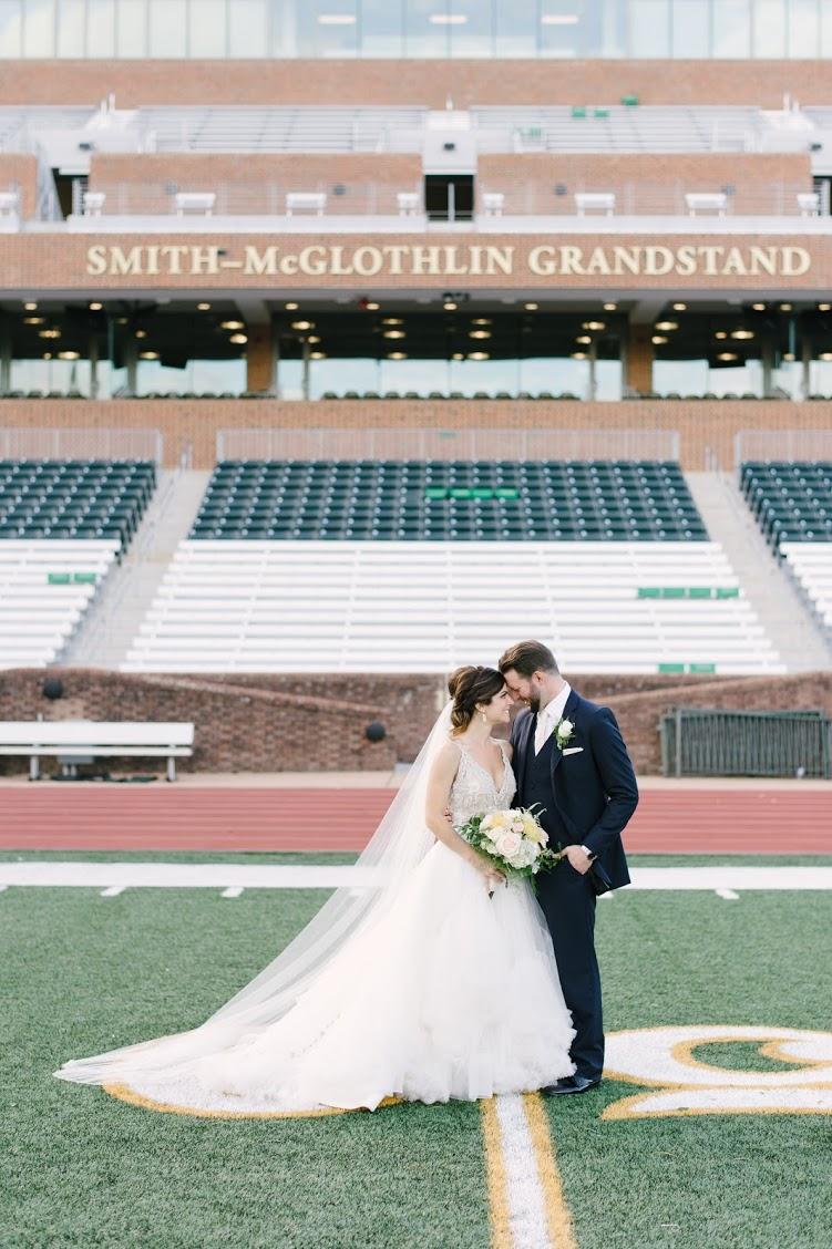 Va Stadium Wedding