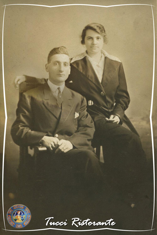 Primo & Mary Matteucci