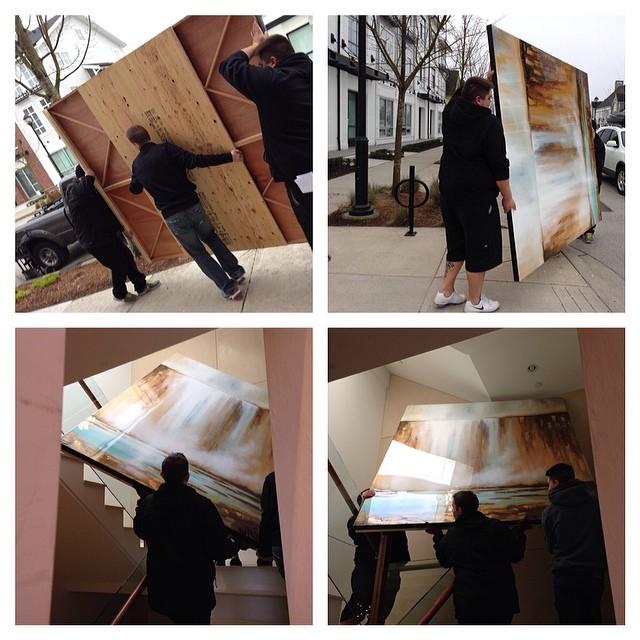 Arnott Golden Falls installation.jpg