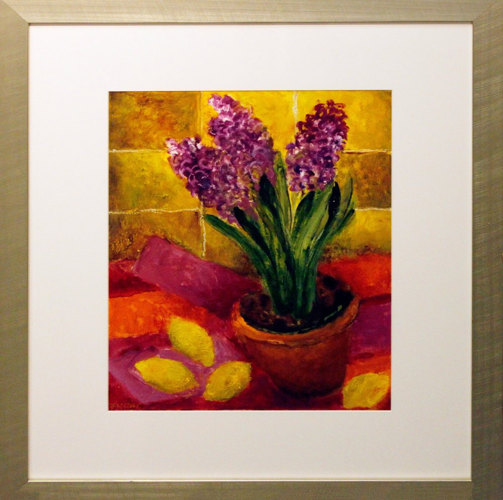 The first Hyacinith
