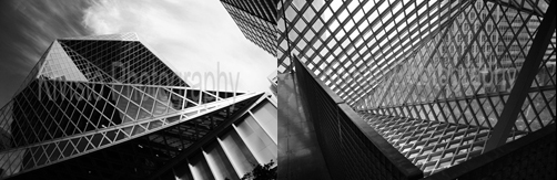 KIVISTO_Architectural Abstract - Seattle Library Inside Out_24x75.jpg