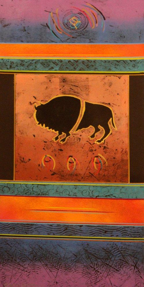 Bison Dance