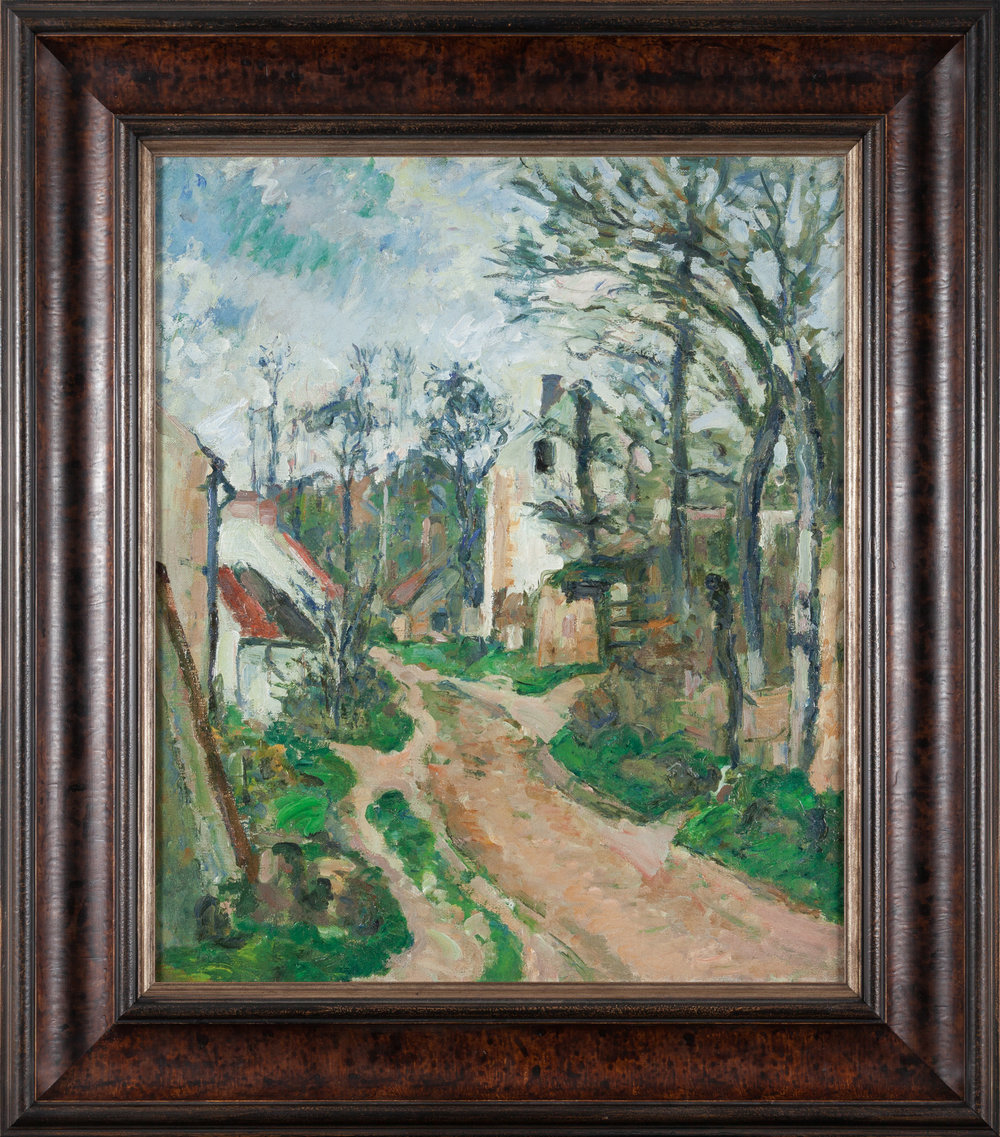 Road at Auvers-Sur-Oise