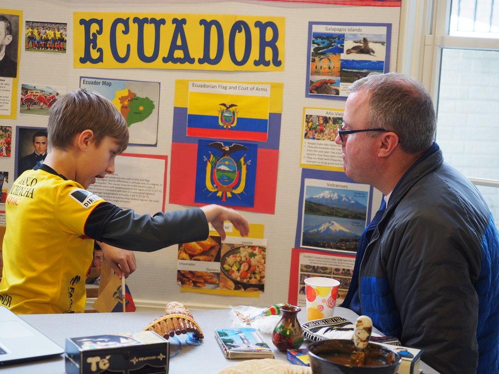 Ecuador country presentation
