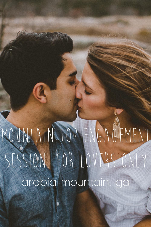 arabia mountain engagement atlanta wedding photographer.jpg
