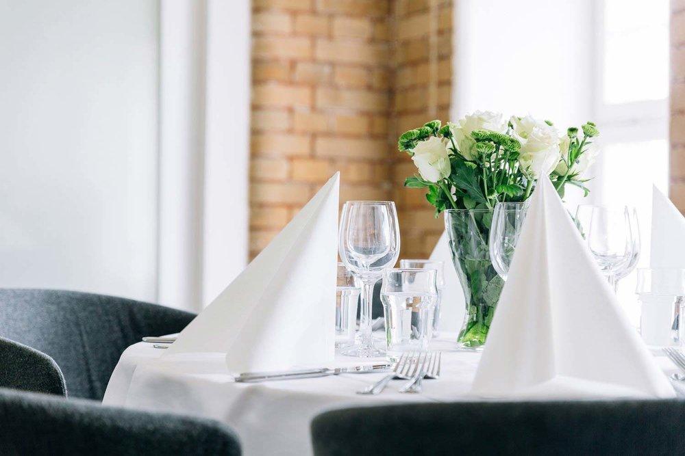 Dukat för bröllop på Restaurang Mynchen