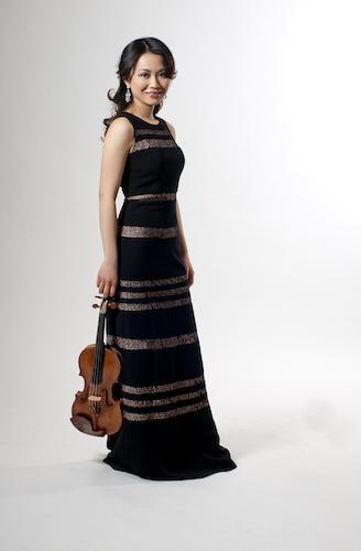 Luosha Fang, viola