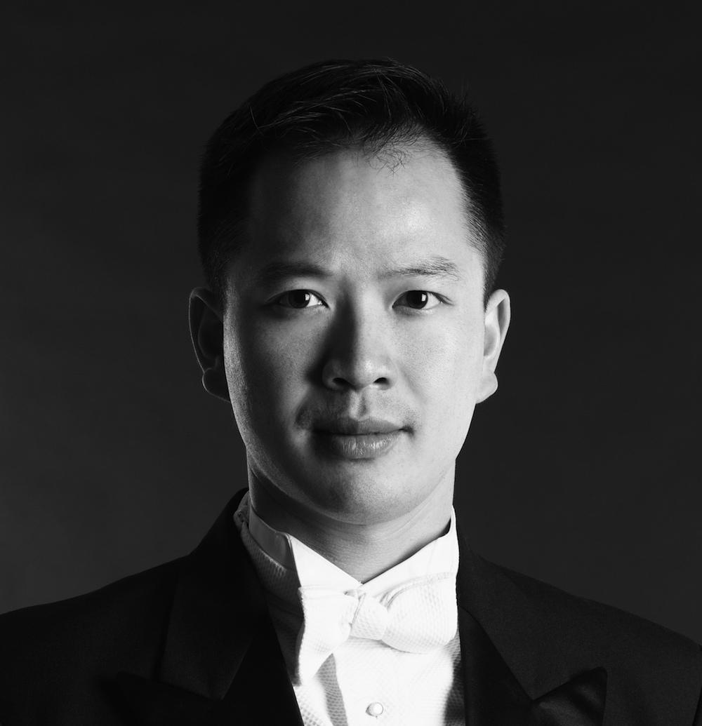 Derek Tam, harpsichord