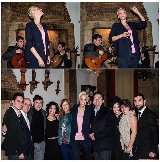 Uma noite especial ::Quem vai ao Fado:: MARIZA #casadelinhares #alfama #melhorfadodacidade #bacalhaudemolho #Lisboa #casadefados #fado #alfama #mariza #jorgefernando