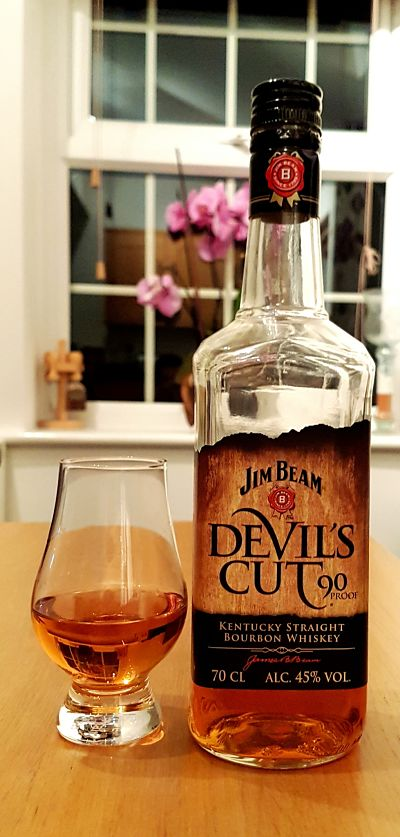 The Jim Beam Devil S Cut Review Bourbon Gents