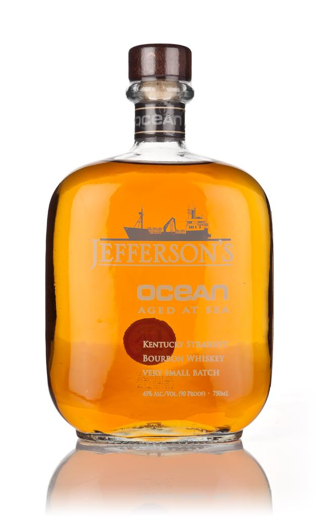Number 10 - Jefferson's Ocean Aged At Sea