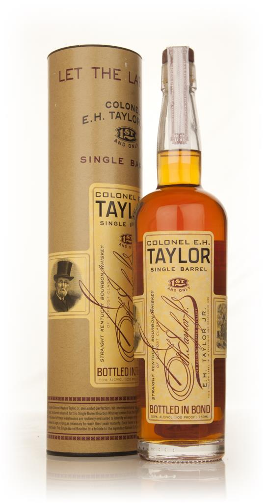 Number 1 - Colenel E.H. Taylor Single Barrel