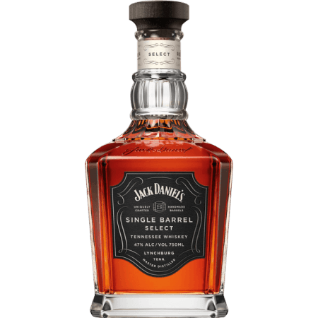 Number 10 - Jack Daniels Single Barrel Select
