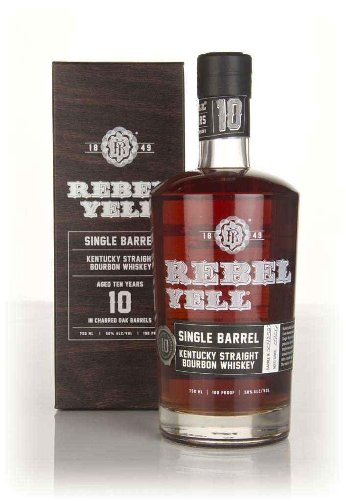 Number 9 - Rebel Yell Single Barrel